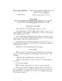 Quyết định số 900/QĐ-TTg/2017