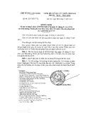 Quyết định số 14/2017/QĐ-TTg