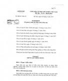 Nghị định số 109/2017/NĐ-CP