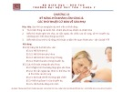 Bài giảng Tiền lâm sàng về kỹ năng lâm sàng - Chương 15