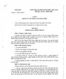 Luật số 04/2017/QH14