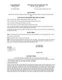 Quyết định số 626/QĐ-UBND tỉnh Lai Châu