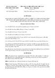 Quyết định số 36/2016/QĐ-UBND