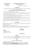 Quyết định số 1644/QĐ-UBND