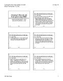 Bài giảng Kinh tế quốc tế: Chương 5 - Hồ Văn Dũng
