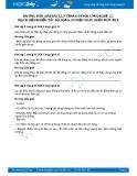 Hướng dẫn giải bài 1,2,3 trang 64 SGK Công nghệ 12