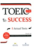 Ebook TOEIC to Success 5 Actual Tests