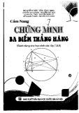 Cẩm nang Chứng minh ba điểm thẳng hàng - Nguyễn Đức Tấn