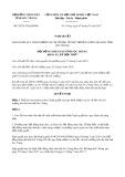 Nghị quyết số 03/2017/NQ-HĐND Tỉnh Sóc Trăng