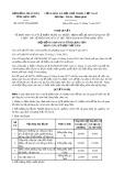 Nghị quyết số 42/2017/NQ-HĐND Tỉnh Lạng Sơn