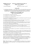 Nghị quyết số 54/2017/NQ-HĐND Tỉnh Bắc Ninh