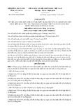 Nghị quyết số 01/2017/NQ-HĐND Tỉnh An Giang