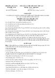 Nghị quyết số 56/2017/NQ-HĐND Tỉnh Bắc Ninh