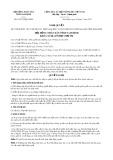 Nghị quyết số 53/2017/NQ-HĐND Tỉnh Nam Định