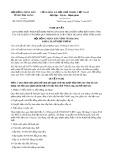 Nghị quyết số 56/2017/NQ-HĐND Tỉnh Vĩnh Long