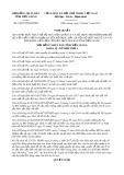 Nghị quyết số 04/2017/NQ-HĐND Tỉnh Tiền Giang