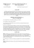 Nghị quyết số 03/2017/NQ-HĐND Tỉnh Long An