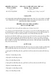 Nghị quyết số 45/2017/NQ-HĐND Tỉnh Lâm Đồng