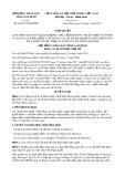 Nghị quyết số 48/2017/NQ-HĐND Tỉnh Nam Định