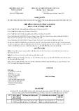 Nghị quyết số 55/2017/NQ-HĐND Tỉnh Nam Định