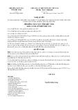 Nghị quyết số 60/2017/NQ-HĐND Tỉnh Bắc Ninh
