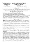 Nghị quyết số 54/2017/NQ-HĐND Tỉnh Đồng Nai