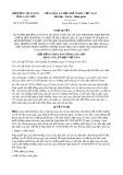 Nghị quyết số 53/2017/NQ-HĐND Tỉnh Lạng Sơn