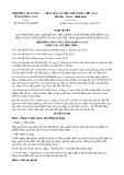 Nghị quyết số 05/2017/NQ-HĐND Tỉnh Quảng Ngãi