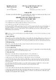 Nghị quyết số 03/2017/NQ-HĐND Tỉnh Tuyên Quang