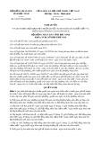Nghị quyết số 53/2017/NQ-HĐND Tỉnh Bắc Ninh
