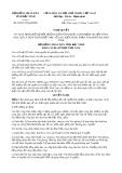 Nghị quyết số 58/2017/NQ-HĐND Tỉnh Bắc Ninh