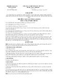 Nghị quyết số 50/2017/NQ-HĐND Tỉnh Nam Định