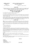 Nghị quyết số 05/2017/NQ-HĐND Tỉnh Bạc Liêu