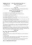 Nghị quyết số 03/2017/NQ-HĐND Tỉnh Quảng Ngãi