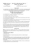 Nghị quyết số 49/2017/NQ-HĐND Tỉnh Nam Định