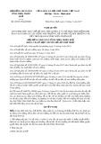 Nghị quyết số 02/2017/NQ-HĐND Tỉnh Thừa Thiên Huế
