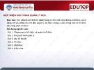 Bài giảng Quản lý học: Bài 1 - PGS.TS.Phan Kim Chiến