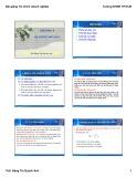 Bài giảng Tài chính doanh nghiệp: Chương 5 - ThS. Đặng Thị Quỳnh Anh