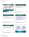 Bài giảng Lý thuyết tài chính tiền tệ: Chương 8 và 9 - ThS.Đặng Thị Quỳnh Anh