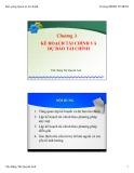 Bài giảng Quản trị tài chính: Chương 3 - ThS.Đặng Thị Quỳnh Anh