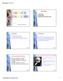 Bài giảng Lý thuyết tài chính tiền tệ: Chương 12 - ThS.Đặng Thị Quỳnh Anh