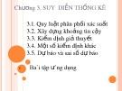 Bài giảng Kinh tế lượng: Chương 3 - Nguyễn Thị Thùy Trang