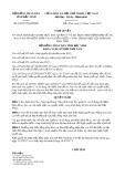 Nghị quyết số 62/2017/NQ-HĐND Tỉnh Bắc Ninh
