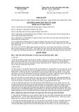 Nghị quyết số 11/2017/NQ-HĐND Tỉnh Tây Ninh