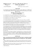 Nghị quyết số 09/2017/NQ-HĐND Tỉnh Lào Cai