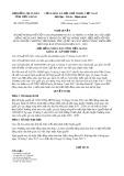 Nghị quyết số 09/2017/NQ-HĐND Tỉnh Tiền Giang