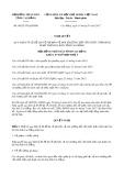 Nghị quyết số 08/2017/NQ-HĐND Tỉnh Cao Bằng