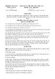 Nghị quyết số 11/2017/NQ-HĐND Tỉnh An Giang