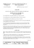 Nghị quyết số 06/2017/NQ-HĐND Tỉnh Đắk Nông