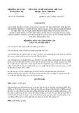 Nghị quyết số 07/2017/NQ-HĐND Tỉnh Quảng Trị